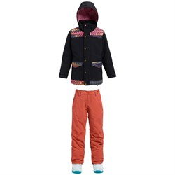 Burton Elstar Parka Jacket ​+ Burton Sweetart Pants - Girls'
