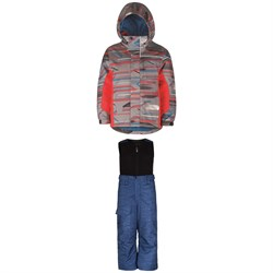 Jupa Liam Jacket ​+ Jupa Dylan Bib Pants - Little Boys'