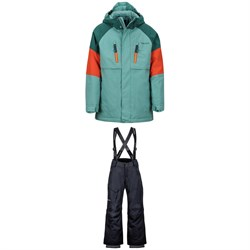 Marmot Gold Star Jacket ​+ Edge Pants - Big Boys'