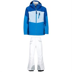 Marmot Elise Jacket ​+ Marmot Slopestar Pants - Big Girls'