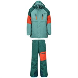 Marmot Gold Star Jacket ​+ Burnout Pants - Big Boys'