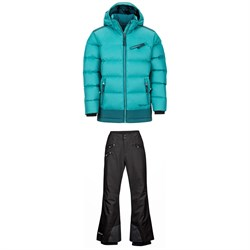 Marmot Sling Shot Jacket ​+ Marmot Slopestar Pants - Big Girls'