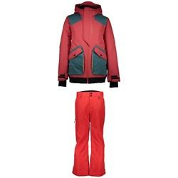 Obermeyer Gage Jacket + Brisk Pants - Boys'
