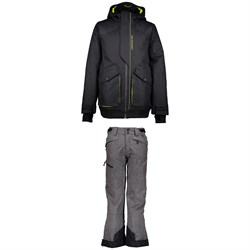 Obermeyer Gage Jacket ​+ Parker Pants - Boys'