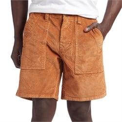 Rhythm Corduroy Bunker Shorts