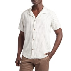 Rhythm Vacation Stripe Short-Sleeve Shirt