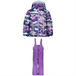 Obermeyer Cakewalk Jacket + Snoverall Pants - Little Girls'