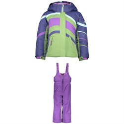 Obermeyer Shimmy Jacket ​+ Snoverall Pants - Little Girls'