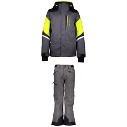 Obermeyer Fleet Jacket ​+ Parker Pants - Boys'