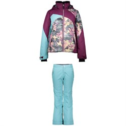 Obermeyer Tabor Jacket ​+ Brooke Pants - Girls'