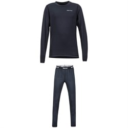 Marmot Midweight Harrier Crew ​+ Tights - Big Boys'