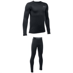 29a9c074aa2f Under Armour Base 2.0 Crew Top + Leggings - Kids