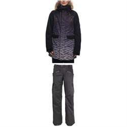 686 Ceremony Insulated Jacket ​+ Mistress Insulated Cargo Pants - Women's