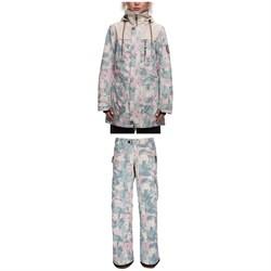 686 Spirit Insulated Jacket+ Mistress Insulated Cargo Pants - Women's