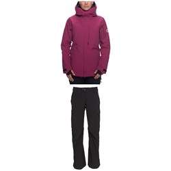 686 GORE-TEX Wonderland Insulated Jacket ​+ Geode Thermagraph™ Pants - Women's
