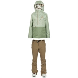 L1 Prowler Anorak Jacket ​+ Heartbreaker Twill Pants - Women's