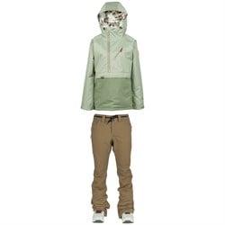 L1 Prowler Anorak Jacket + Heartbreaker Twill Pants - Women's