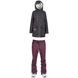 L1 Emma Jacket + L1 Heartbreaker Twill Pants - Women's