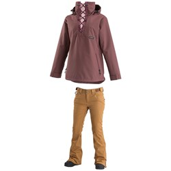 Airblaster Papoose Pullover + My Brothers Pants - Women's