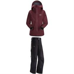 Arc'teryx Sentinel Jacket + Pants - Women's