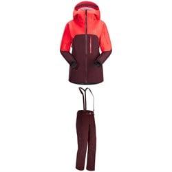 Arc'teryx Shashka Jacket + Pants - Women's