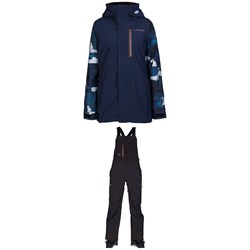 Armada Kasson GORE-TEX Jacket ​+ Highline GORE-TEX 3L Bibs - Women's