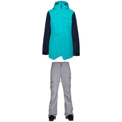 Armada Helena Jacket ​+ Whit Pants - Women's