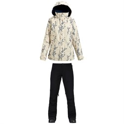 Burton Jet Set Jacket ​+ Burton Vida Pants - Women's