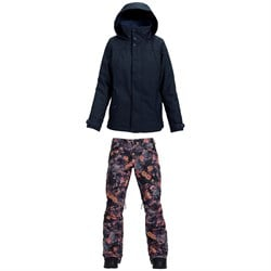 Burton Jet Set Jacket ​+ Burton Gloria Pants - Women's