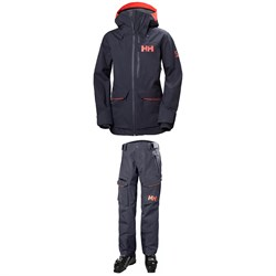 Helly Hansen Aurora Shell 2.0 Jacket ​+ Pants - Women's