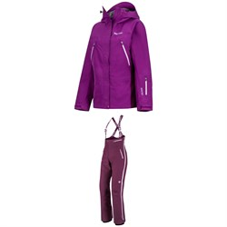 Marmot Spire Jacket + Bibs - Women's