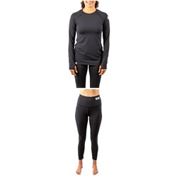 Corbeaux Raven Tunic Top ​+ La Plata Leggings - Women's