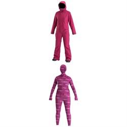 Airblaster Sassy Beast Suit + Airblaster Classic Ninja Suit - Women's