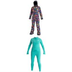Airblaster Freedom Suit + Airblaster Hoodless Ninja Suit - Women's