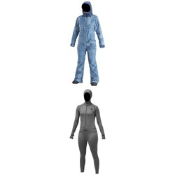 Airblaster Insulated Freedom Suit ​+ Airblaster Merino Ninja Suit - Women's