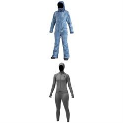 Airblaster Insulated Freedom Suit + Airblaster Merino Ninja Suit - Women's