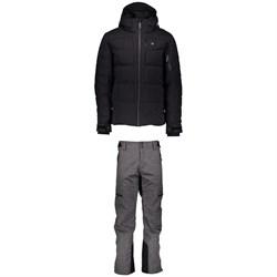 Obermeyer Maxon Down Jacket + Orion Pants