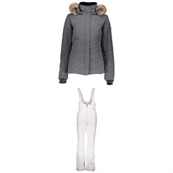 Obermeyer Tuscany II Jacket - Women's ​+ Snell OTB Softshell Pants - Women's