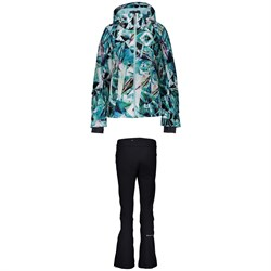 Obermeyer Jette Jacket - Women's ​+ Bond Pants - Women's