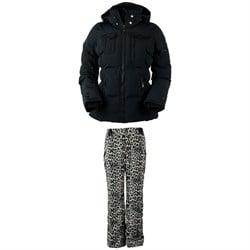 Obermeyer Leighton Jacket - Women's + Harlow Pants - Women's