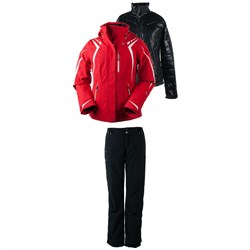 Obermeyer Juno System Jacket - Women's + Harlow Pants - Women's