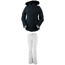Obermeyer Siren with Faux Fur Jacket - Women's + Bond II Pants - Women's
