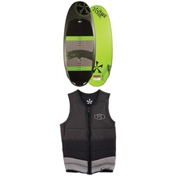 Phase Five Rio-X Wakesurfer ​+ Phase Five  Pro Wake Vest