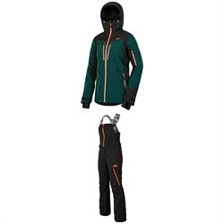 Picture Organic Ticket Jacket ​+ Bib Pants - Women's