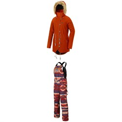 Picture Organic Katniss Jacket ​+ Picture Organic Seattle Bibs - Women's