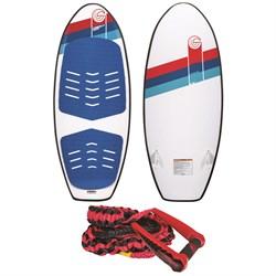 Connelly Laguna Wakesurf Board + Surf Rope 2020