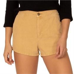 Sisstrevolution Hit The Cord Shorts - Women's