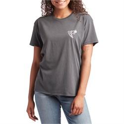Sisstrevolution Fins For Days T-Shirt - Women's