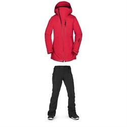 Volcom NYA TDS® GORE-TEX Jacket + Volcom Flor Stretch GORE-TEX Pants - Women's
