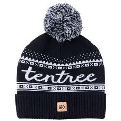 Tentree Script Pom Pom Beanie